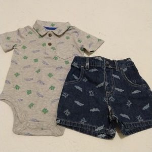 Baby Outfit NWOT